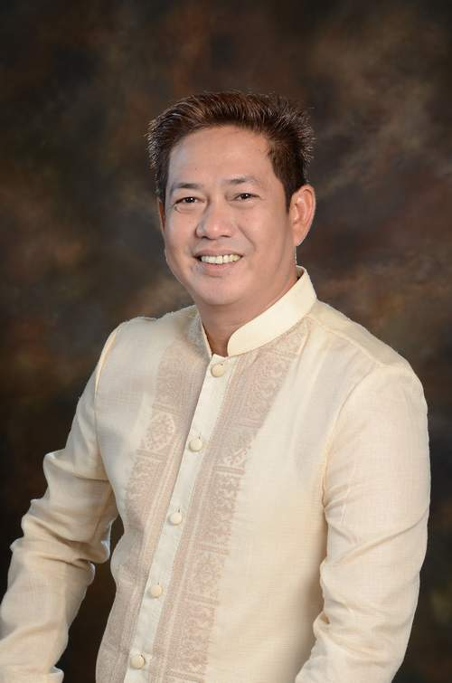 Hon. Vice Mayor Alberto G. Carating II